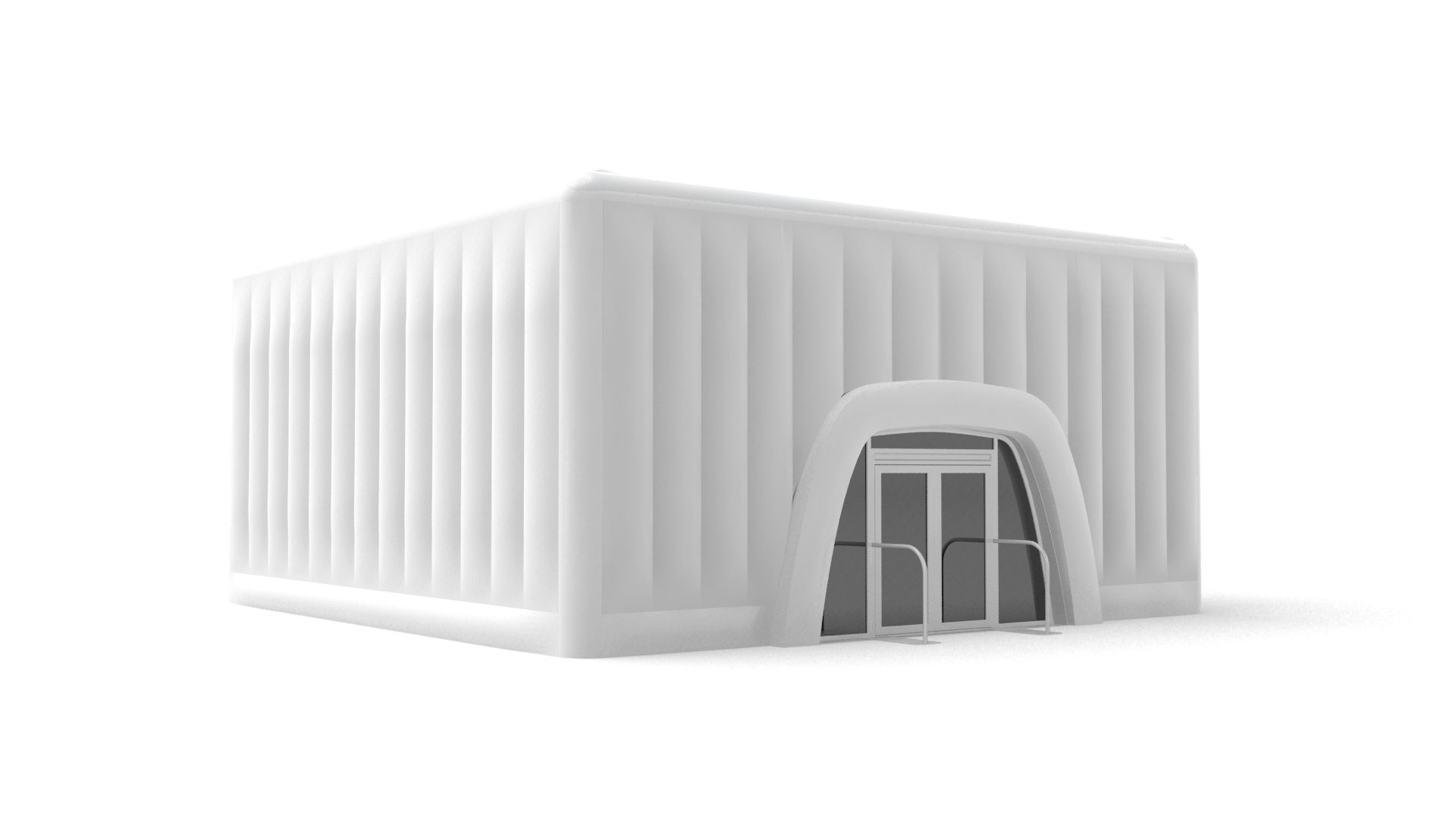 10m Cube - Inflatable Building