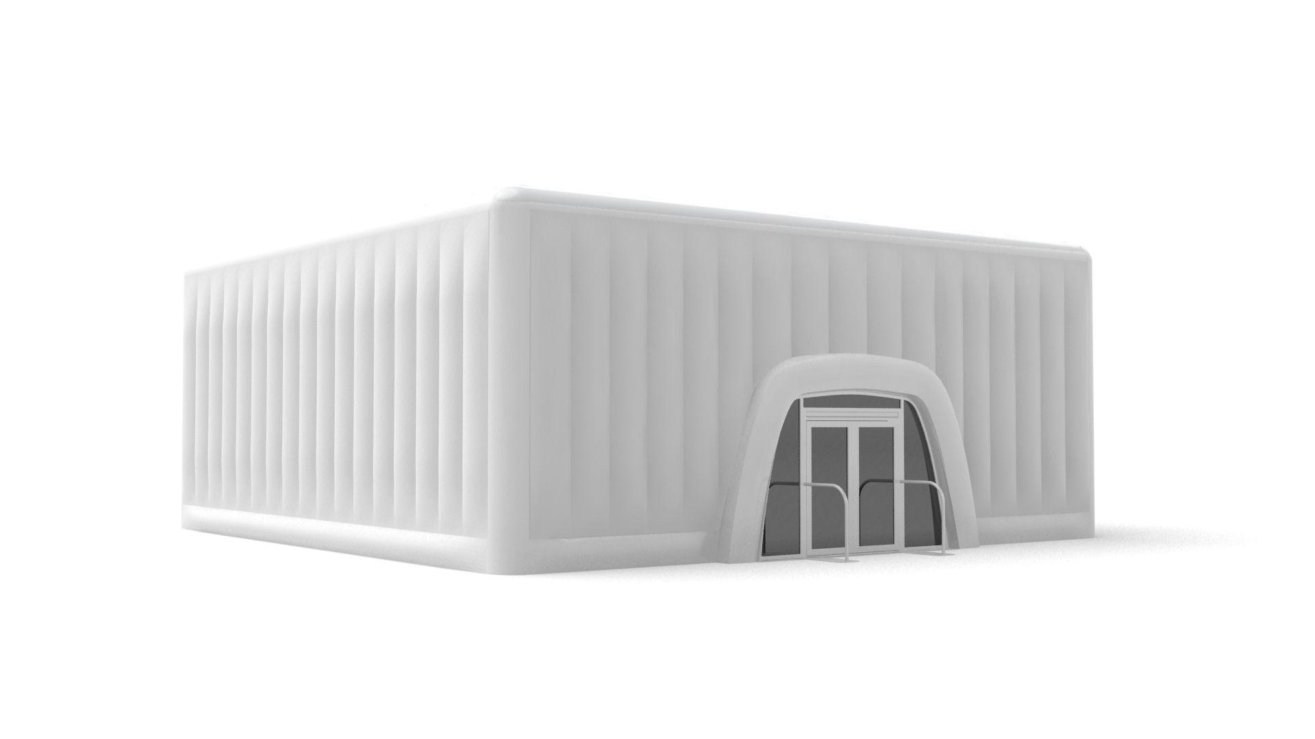 12m Cube - Event Cubes