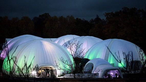 Contemporary Event Structures By Evolution Dome