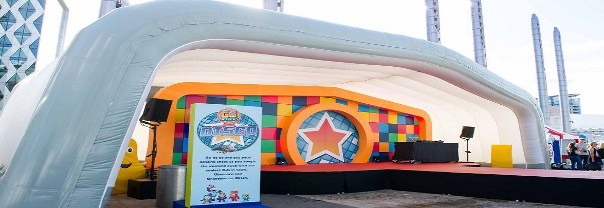 Inflatable Structure Hire