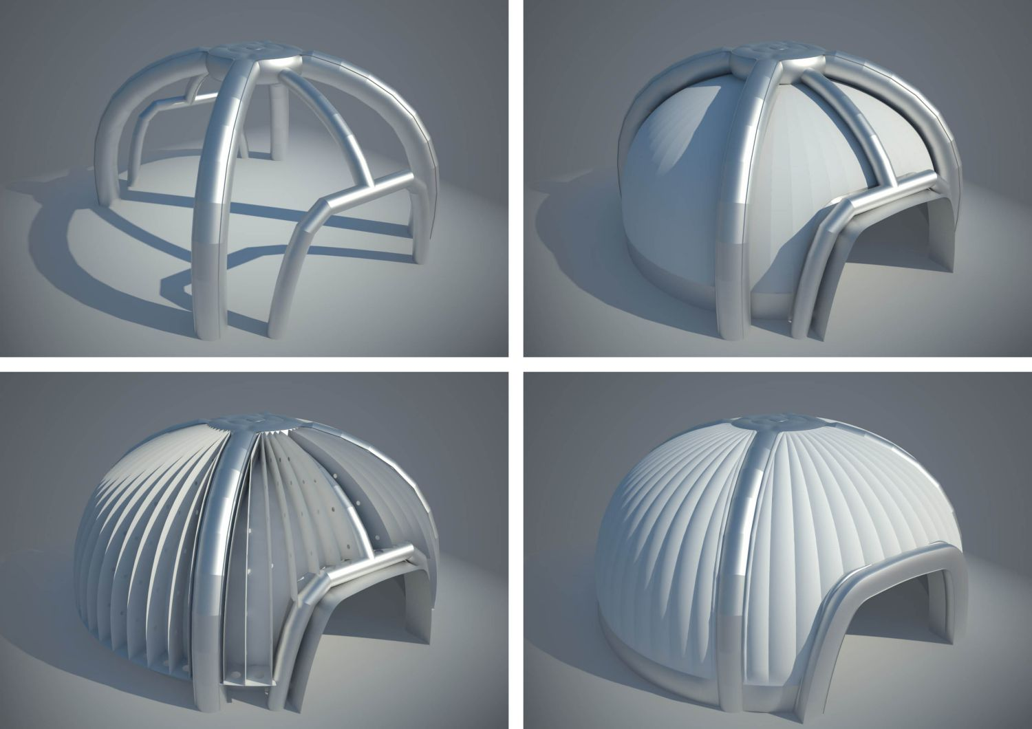 Evolution Dome | Inflatable Event Structures | Peterborough