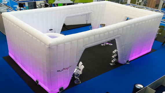 Bespoke Exhibition Structures